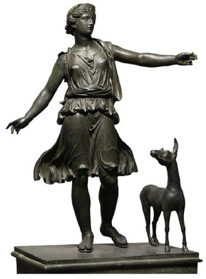 Artemis_and_stag